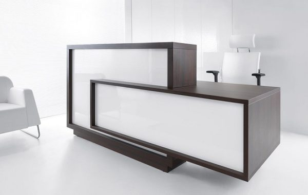 ID: HT RT11, Stylish Reception Desk