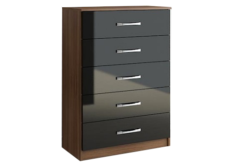 ID: HT BFC02, Five Drawer Chest