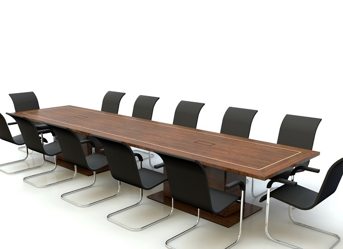 HT CT08, Designer Conference Table