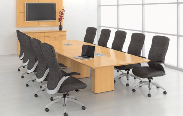 HT CT17, 12 Seater Meeting Table