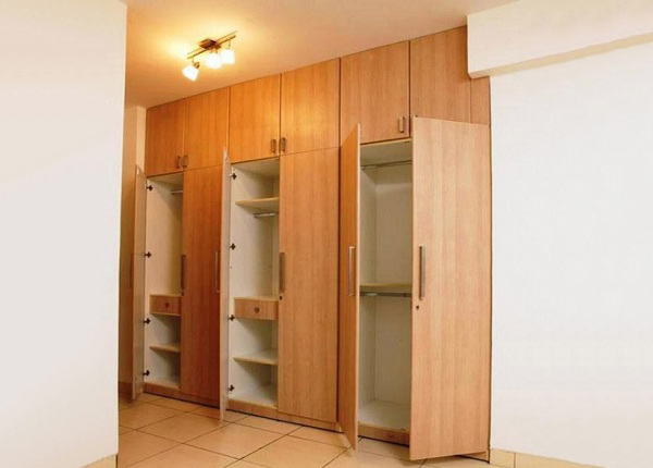 ID: HT WR29 Bedroom Wardrobe