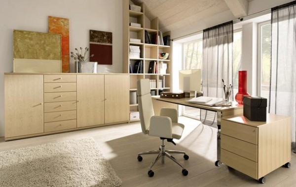 ID: HT CAB20, Manager Office Cabinet