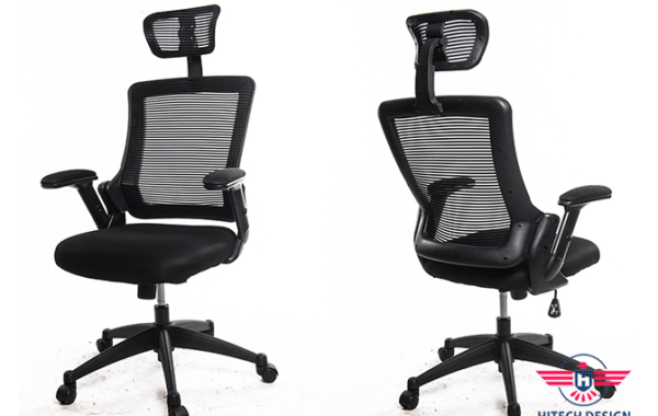 ID: HT OC719, Ergonomic Mesh Chair