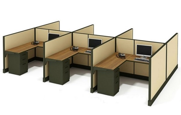 ID: HT WS16, Serial Workstation Desk