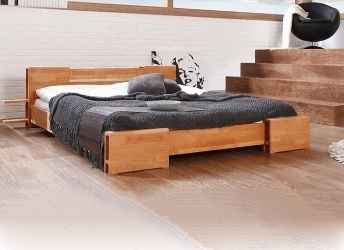 HT BFB06, King Size Bed