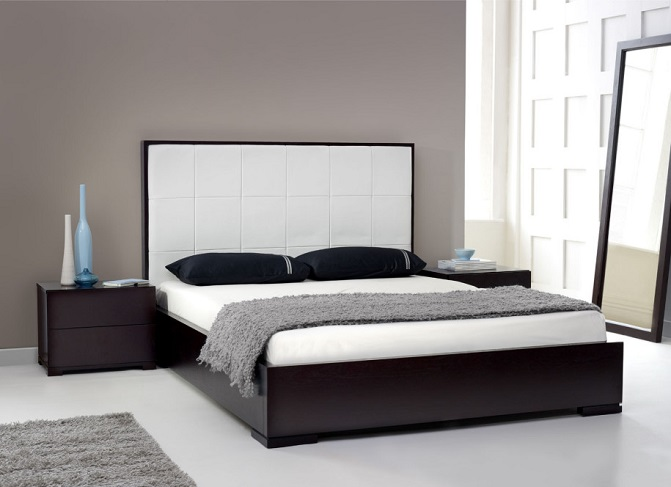 ID: HT BFB03, Contemporary Bed
