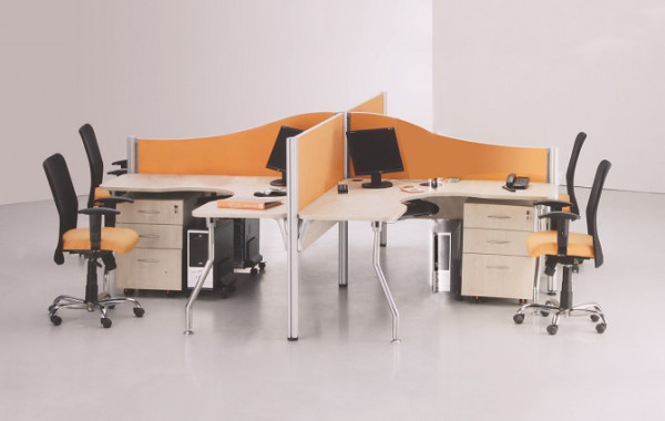 ID: HT WS10, Modular Workstation Desk