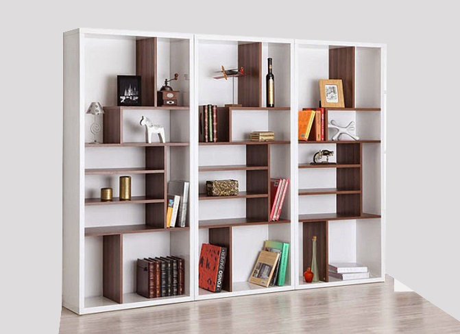 office bookshelf. ID: HT BS17, Modern Office Bookshelf A