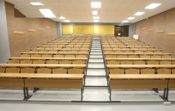 ID: HT UF13, Lecture Hall Seating