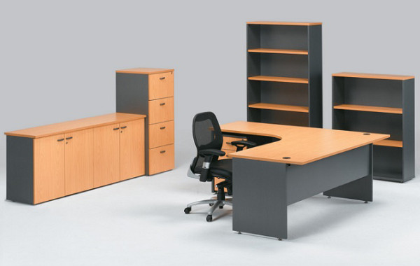 ID: HT UF06, University Office Desk