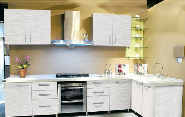 HT CAB12, Designer Kitchen Cabinet in Nigeria