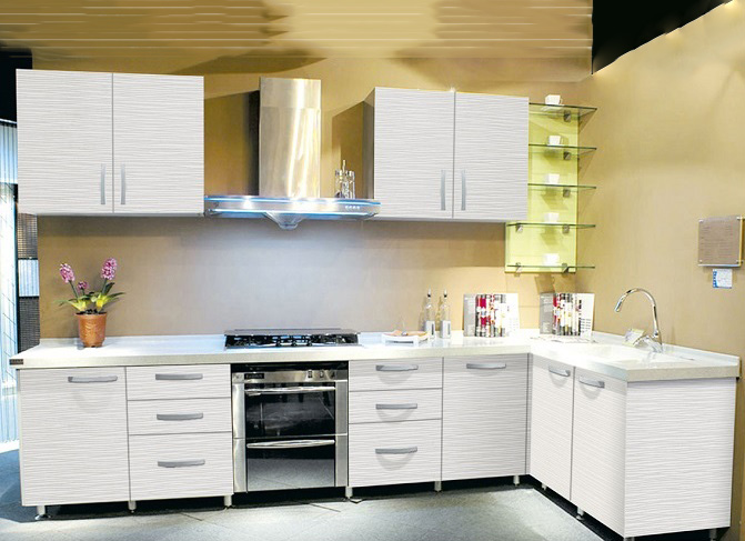 Ht Cab12 Designer Kitchen Cabinet In Nigeria