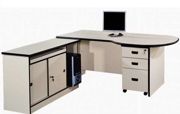 ID: HT CT14, Executive Computer Table