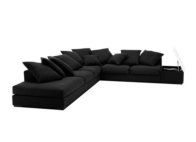 ID: HT SOF14, Sectional Sofa