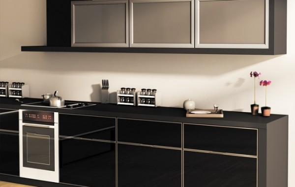 HT CAB16, Stock Kitchen Cabinet