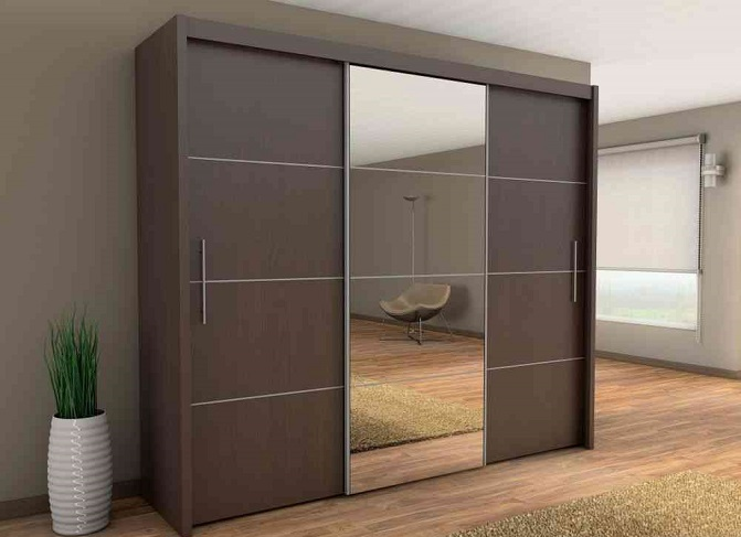 ID: HT BFCL08 Free Standing Closet