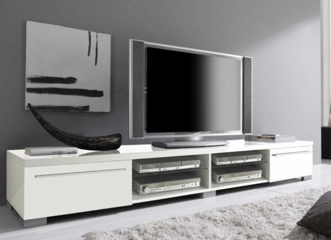 Id Ht Tv05 Contemporary Tv Stand