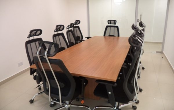HT CT21, 10 Seater Conference Table