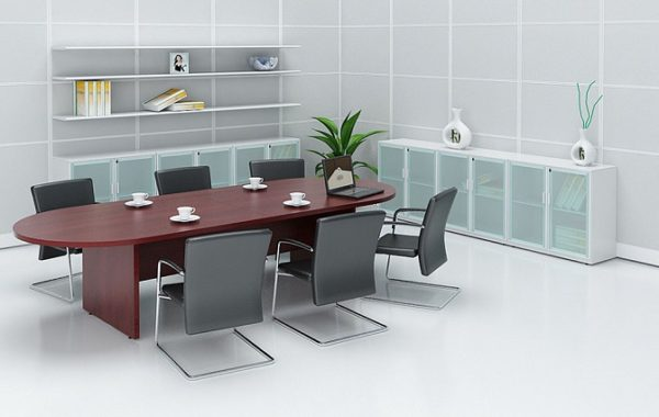 HT CT27, 6 Seater Conference Table