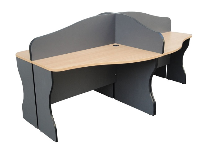 HT WS25, Stylish Workstation Table
