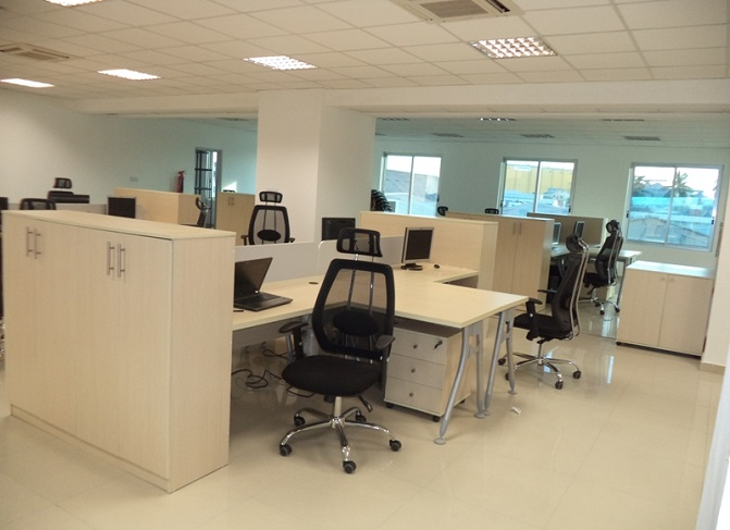 HT WS23, Office Workstation in Lagos