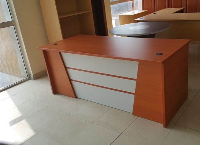 ID: HT RT20, Office Reception Desk