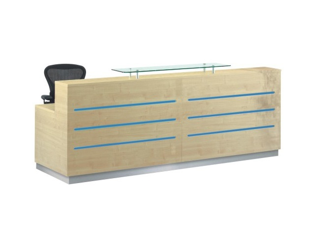 ID: HT RT27, Simple Reception Desk