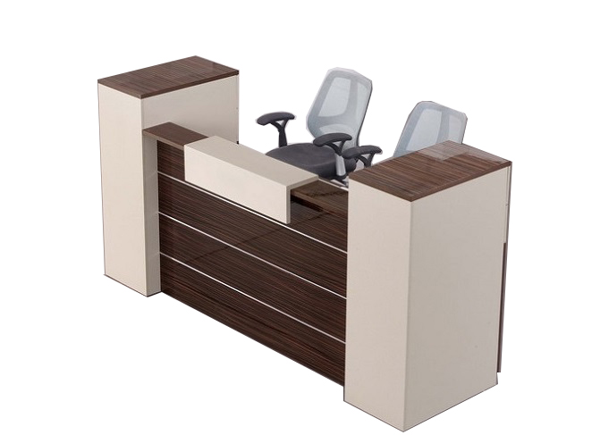 ID: HT RT28, Tower Reception Desk