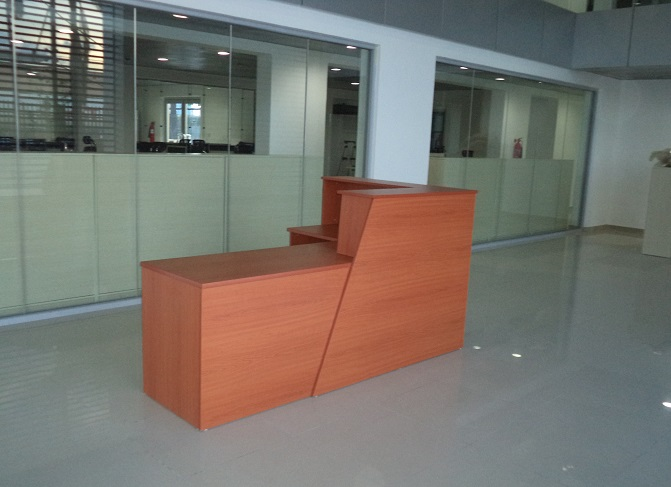 ID: HT RT23, Captivating Reception Desk