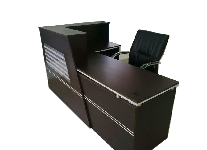 ID: HT RT24, Fashionable Reception Desk
