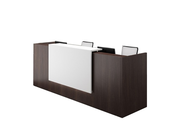 ID: HT RT25, Circulation Desk with Counter
