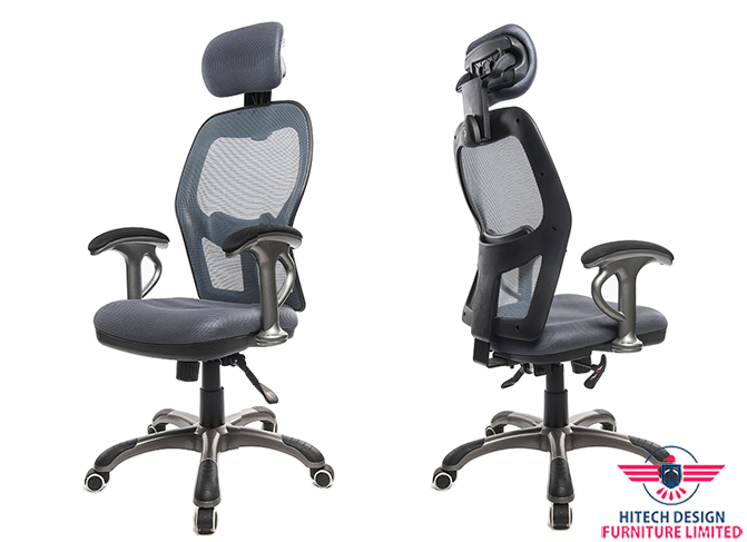 ID: HT OC798, Mesh Executive Office Chair