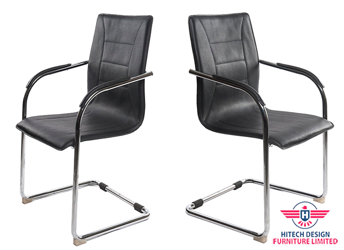ID: HT OCE34, Medium Back Visitors Chair