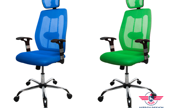 ID: HT OC849, High Back Office Chair