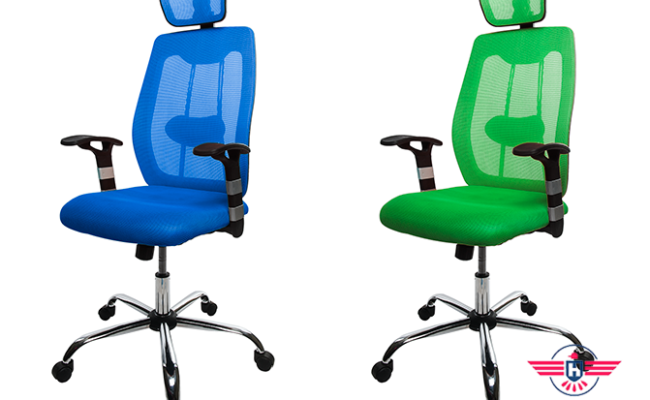 Buy High Back Office Chair Lagos Nigeria | Hitech Design Furniture Ltd