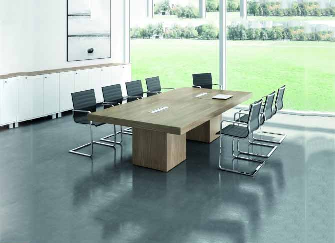HT CT02, 10 Seater Conference Tables