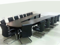 ID: HT CT32, V Shape Conference Table