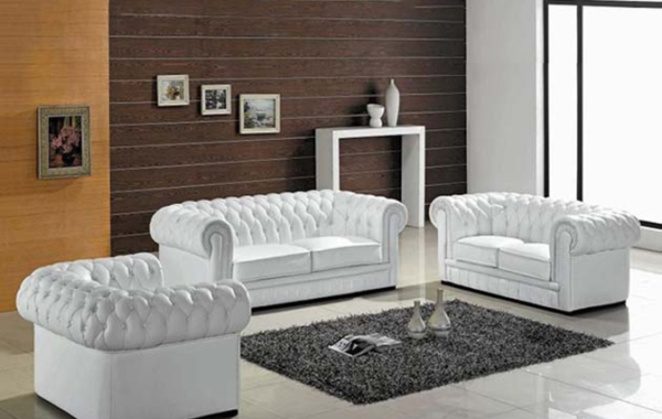 ID: HT SOF36, Chesterfield sofa in Lagos Nigeria