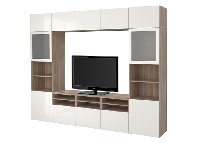 ID: HT TV22, Queen TV Stand