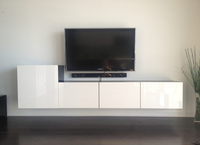 ID: HT TV23, Bedroom TV Stand