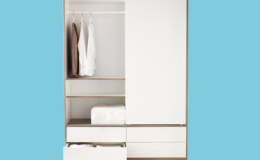 Buy Whitug Sliding Wardrobe in Lagos Nigeria | Hitech Design Furniture Ltd