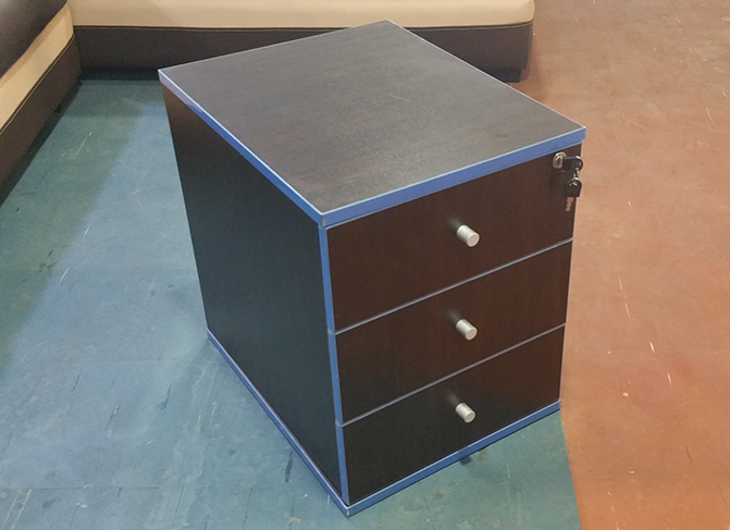 HT MD9 Wenge Mobile Drawer
