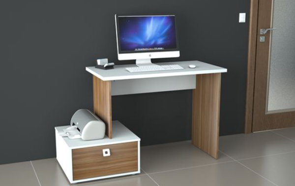 HT-OD112 Pedestal Office Desk