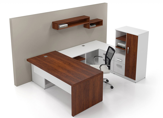 HT-OD118 Halo Office Desk