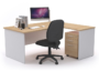 HT-OD122 Nevana Office Desk
