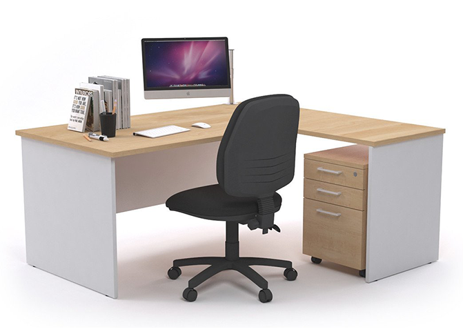 Buy Nevana Office Desk In Lagos Nigeria Hitech Design Furniture Ltd