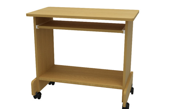 ID: HT XCT3, Single Computer Desk