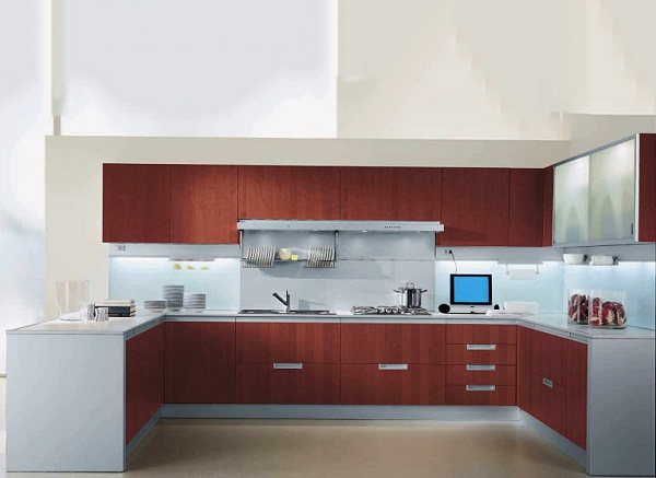 Kitchen cabinets home furniture and d cor mobofree for Fitted kitchen cabinets