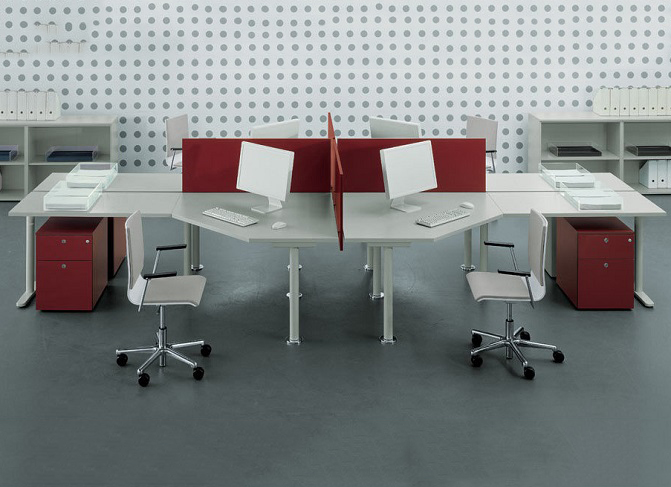 Buy Classic Workstation Table Lagos Nigeria Hitech Design Furniture Ltd