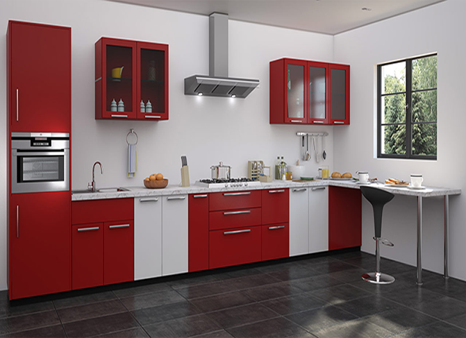 Kitchen Design In Ibadan